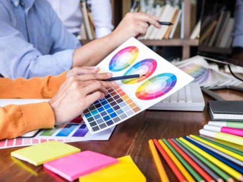 تفاوت رنگ RGB و CMYK